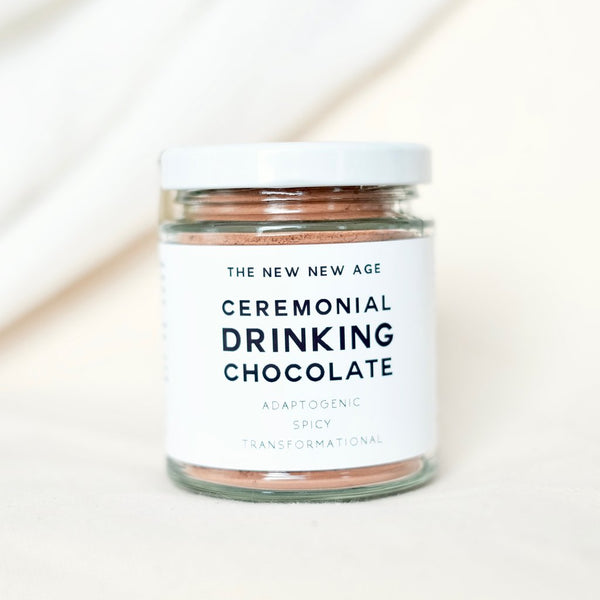 The New New Age - Ceremonial Drinking Chocolate - Anise Modern Apothecary