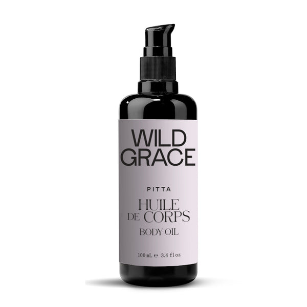 Wild Grace Pitta Body Oil - Anise Modern Apothecary