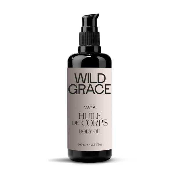 Wild Grace Vata Body Oil