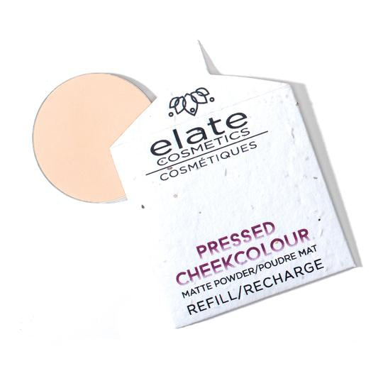 Elate Cosmetics Illuminator Pressed Cheek Powder - Dew - Anise Modern Apothecary
