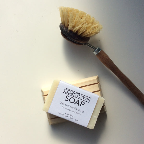 Corktown Dishwashing Bar Soap - Anise Modern Apothecary