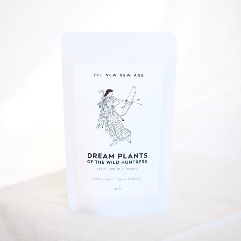 The New New Age - Dream Plants of the Wild Huntress - Anise Modern Apothecary
