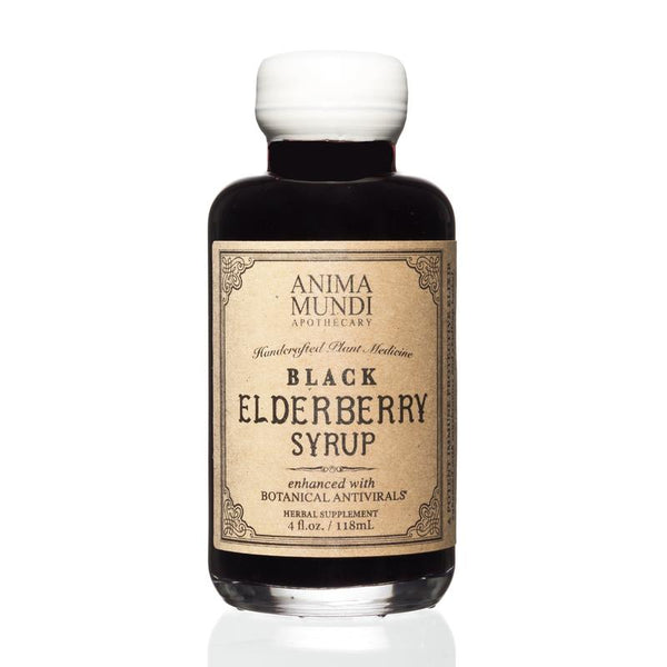 Anima Mundi Herbals Black Elderberry Syrup - Anise Modern Apothecary