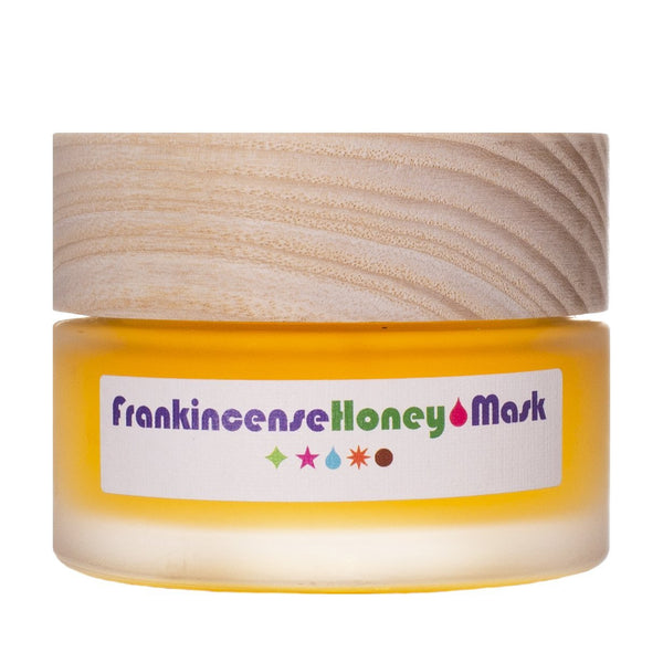 Living Libations Frankincense Honey Mask - Anise Modern Apothecary