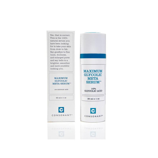Consonant Skincare Maximum Glycolic Meta Serum
