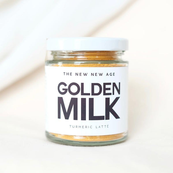 The New New Age - Golden Milk - Anise Modern Apothecary