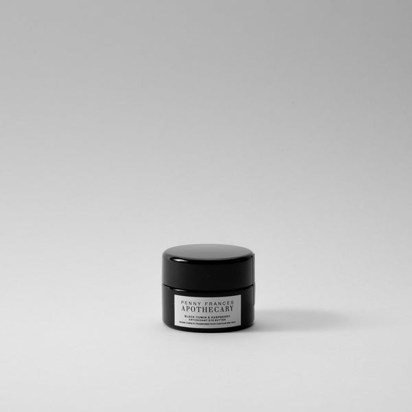 Penny Frances Apothecary Black Cumin and Black Raspberry Antioxidant Eye Butter - Anise Modern Apothecary