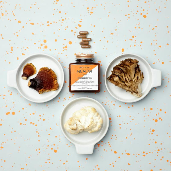 Well Told Health Botanicals Stress Fighter - Anise Modern Apothecary