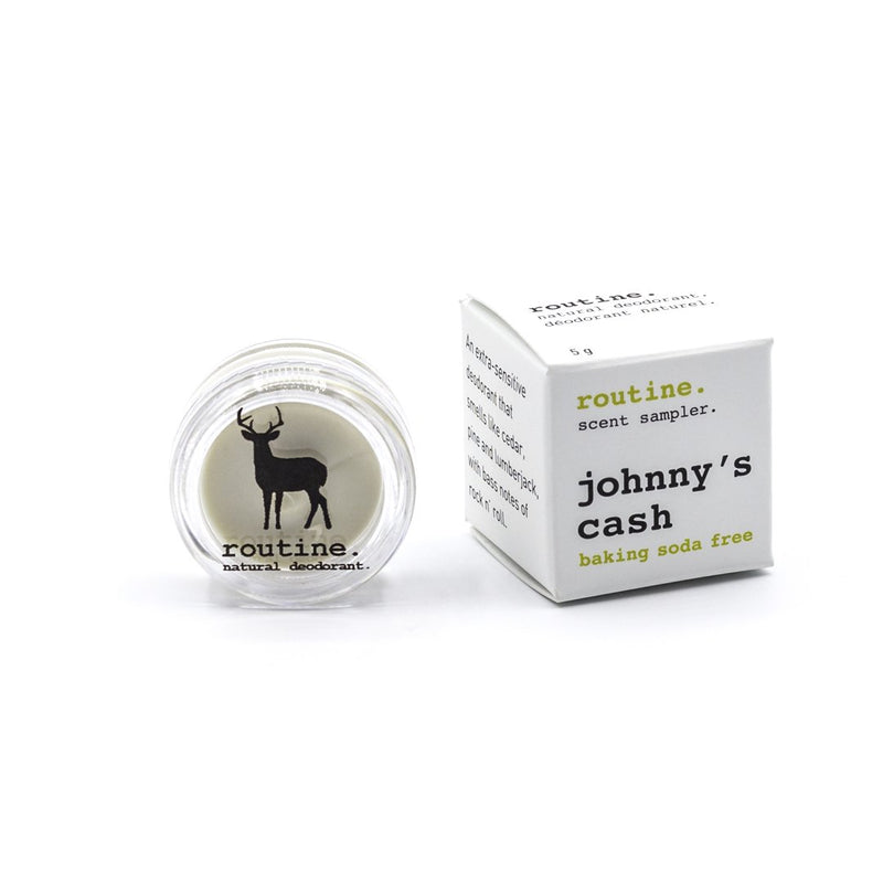 Routine. Natural Goods Baking Soda-Free Johnny's Cash - Anise Modern Apothecary
