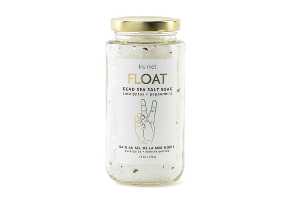 Kismet Essentials Dead Sea Salt Soak