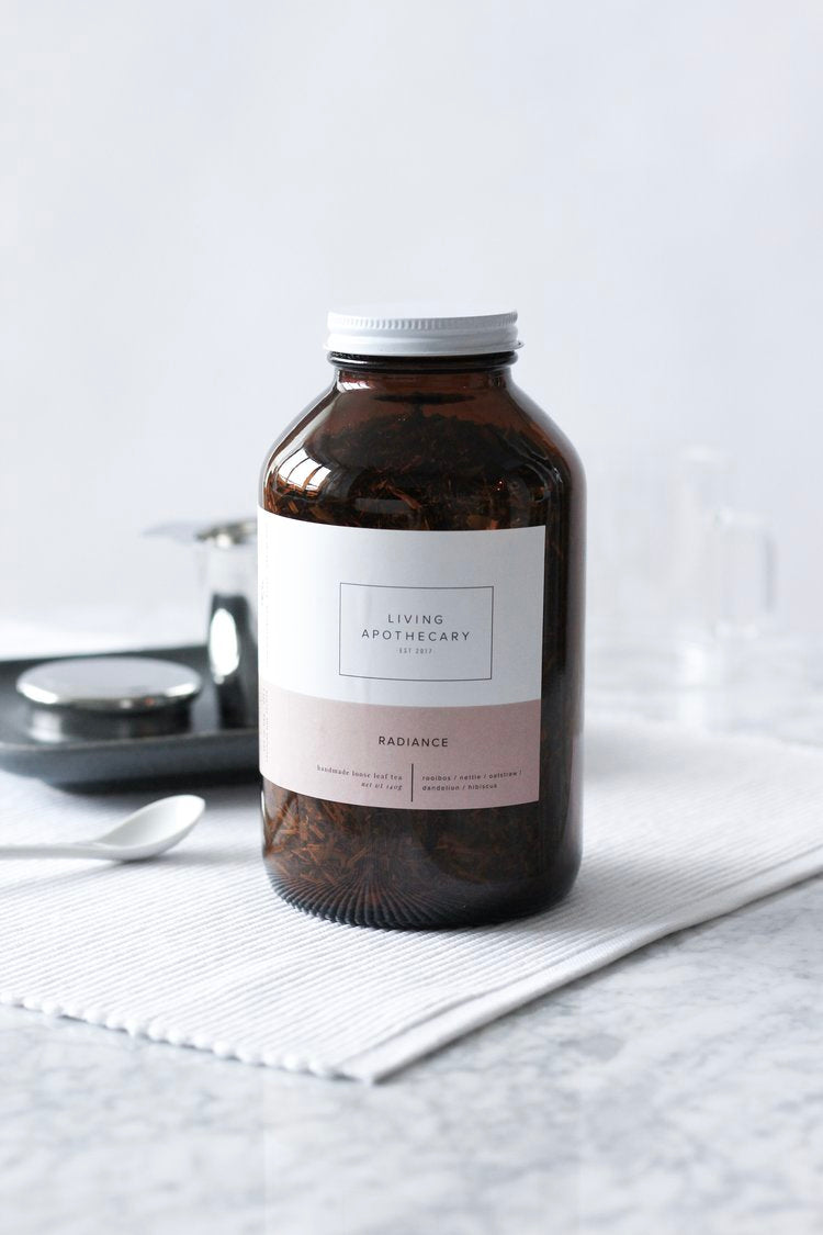 Living Apothecary Radiance Tea Blend