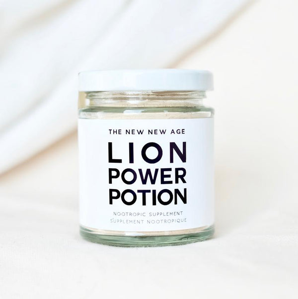 The New New Age - Lion Power Potion