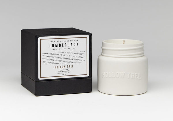 Hollow Tree - Lumberjack Candle - Anise Modern Apothecary