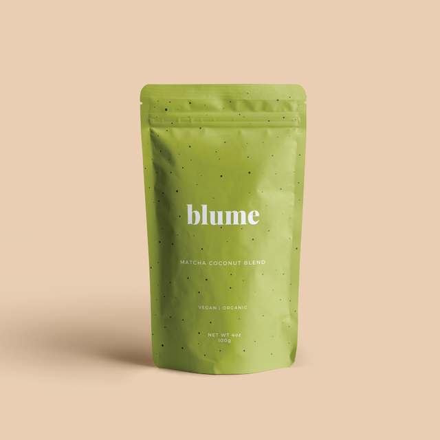 Blume - Matcha Coconut Blend - Anise Modern Apothecary