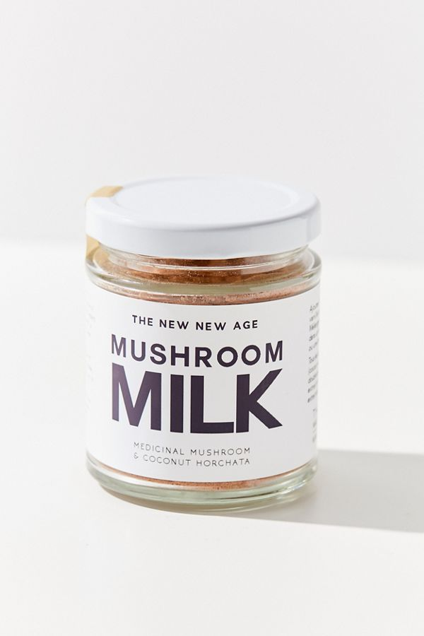 The New New Age - Mushroom Milk - Anise Modern Apothecary