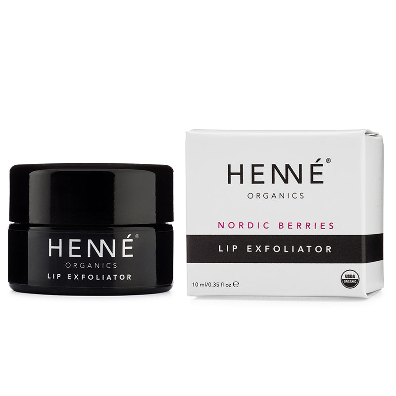 Henne Organis Nordic Berries Lip Exfoliator - Anise Modern Apothecary