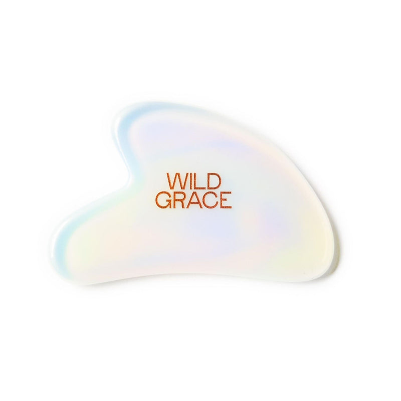 Wild Grace Opalite Gua Sha - Anise Modern Apothecary