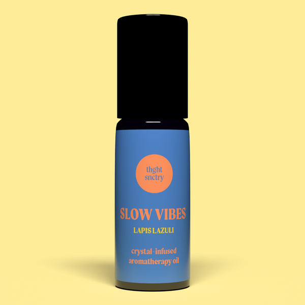 thght snctry Slow Vibes Oil - Anise Modern Apothecary