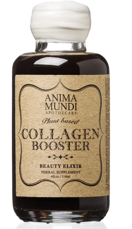 Anima Mundi Herbals Liquid Collagen Booster