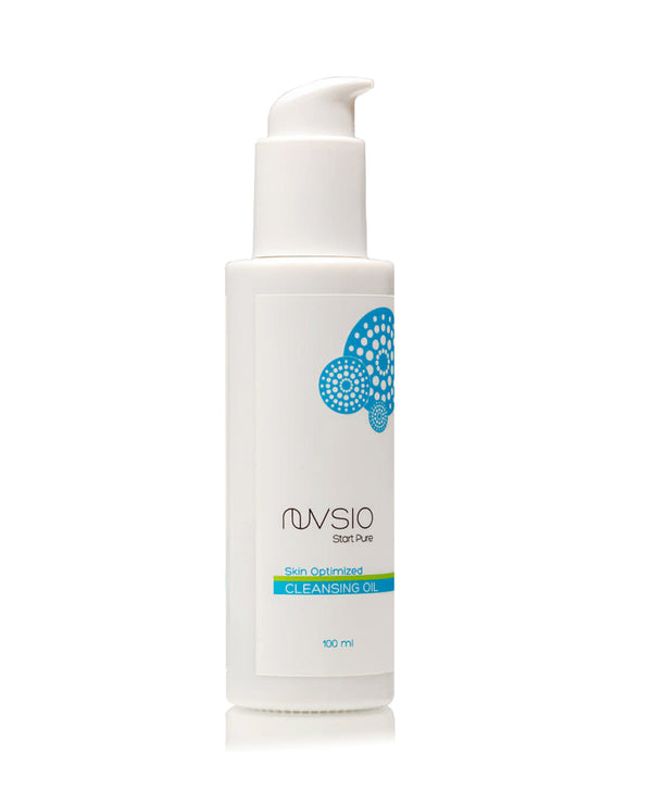 Nuvsio Skin Optimized Cleansing Oil