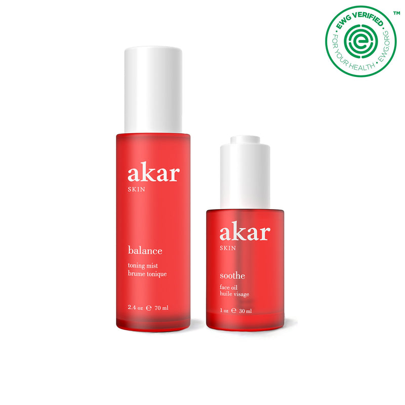 Akar Skin Soothe Essentials Bundle - Anise Modern Apothecary