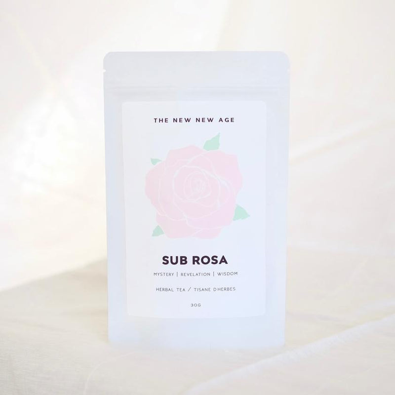 The New New Age - Sub Rosa - Anise Modern Apothecary
