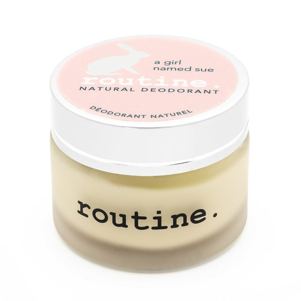 Routine. Natural Goods A Girl Named Sue