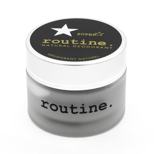 Routine. Natural Goods - Deodorant Cream - Superstar