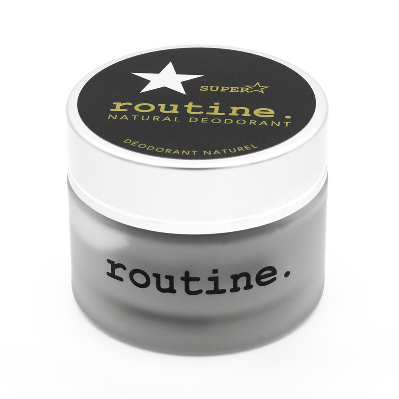 Routine. Natural Goods - Deodorant Cream - Superstar - Anise Modern Apothecary