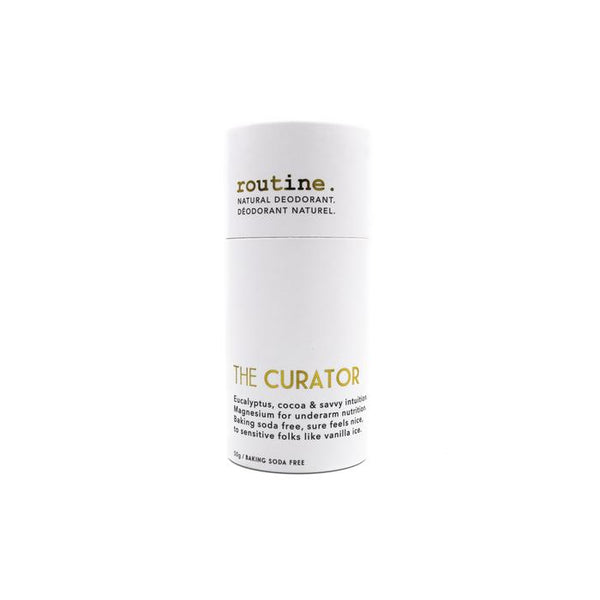 Routine Natural Goods The Curator Deodorant Stick