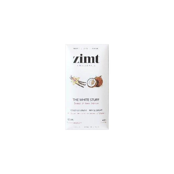 Zimt Chocolates - The White Stuff BAR - Anise Modern Apothecary