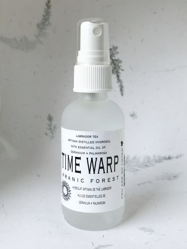 Pranic Forest Time Warp Antioxidant Facial Mist - Anise Modern Apothecary
