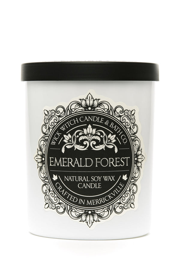Wick Witch Candle Co - Emerald Forest