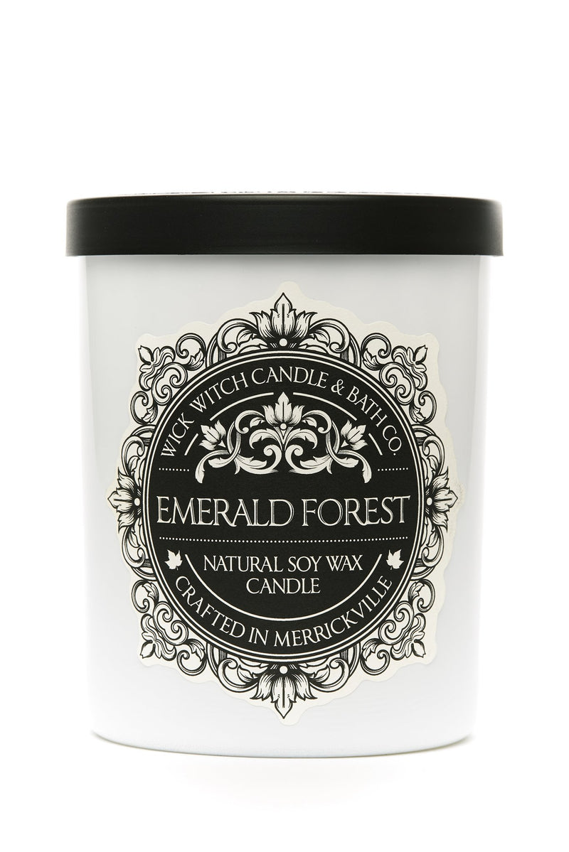 Wick Witch Candle Co. - Emerald Forest - Anise Modern Apothecary
