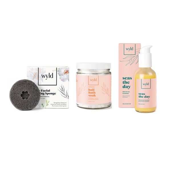 Wyld Self Care Joyful Gifting Bundle - Anise Modern Apothecary