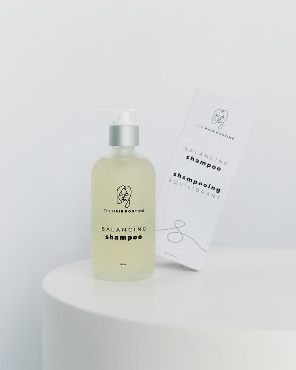 The Hair Routine Balancing Shampoo - Anise Modern Apothecary