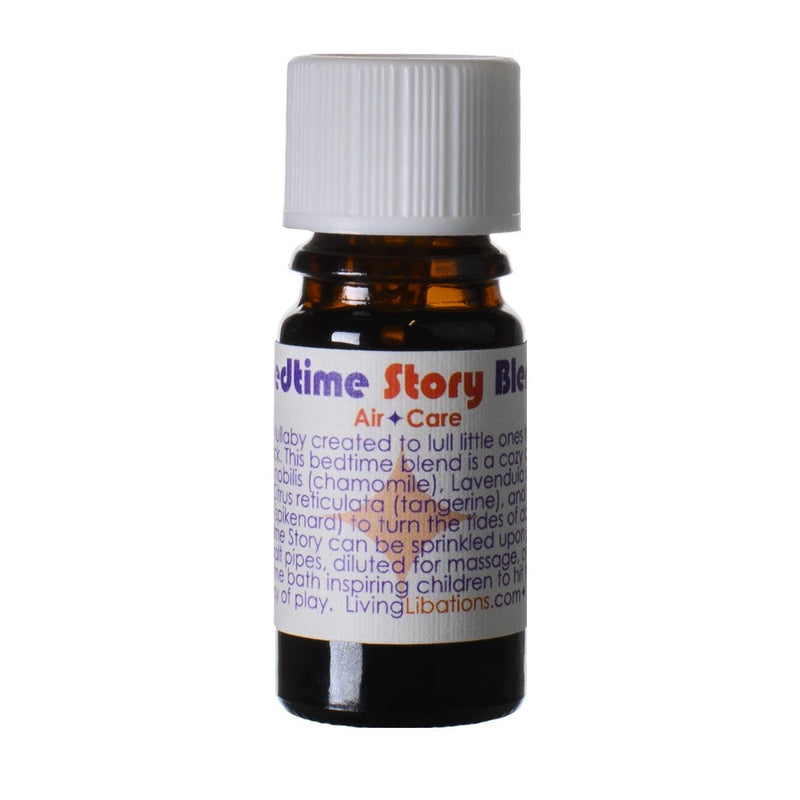 Living Libations Bedtime Story Blend - Anise Modern Apothecary