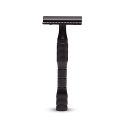 Well Kept Safety Razor - Black - Anise Modern Apothecary