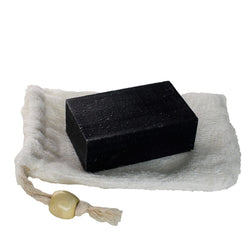 Living Libations Cleansing Charcoal Soap - Anise Modern Apothecary