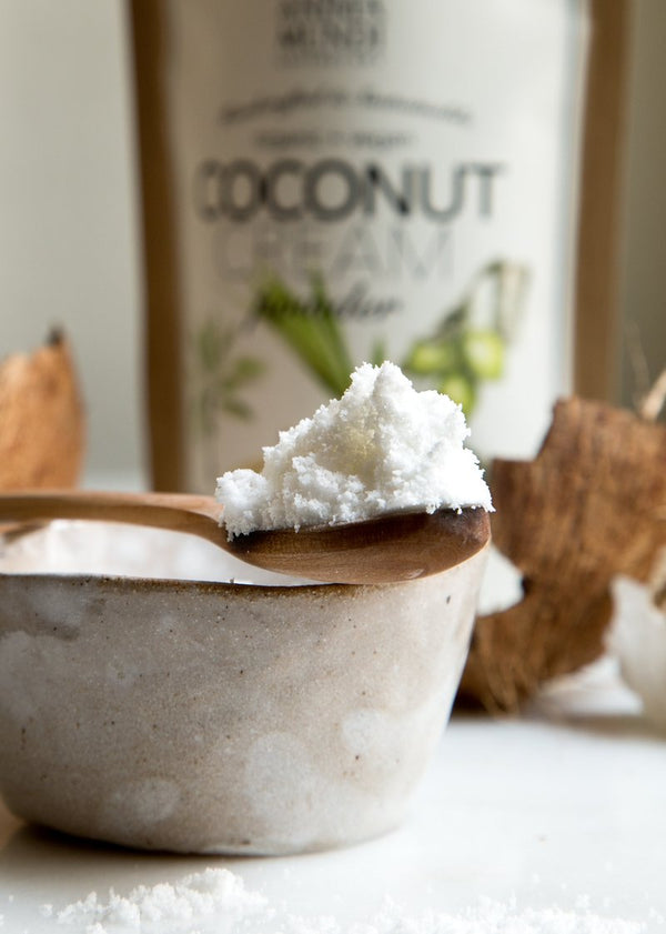 Anima Mundi Herbals Coconut Cream Powder - back in stock soon!