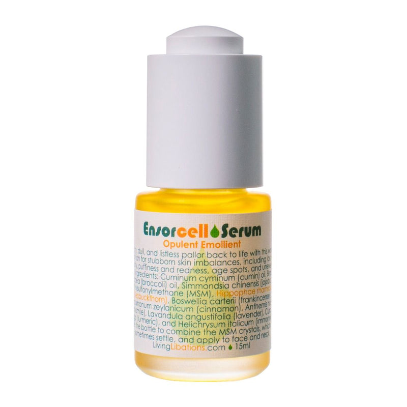 Living Libations Ensorcell Serum - Anise Modern Apothecary