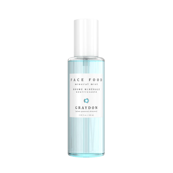 Graydon Skincare Face Food Mineral Mist - Anise Modern Apothecary