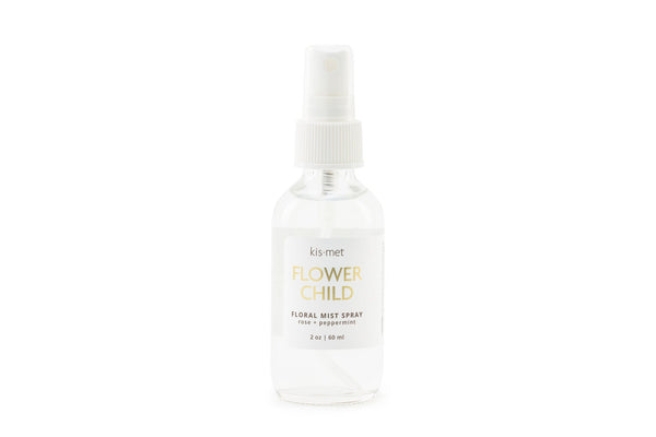 Kismet Essentials Flower Child Floral Mist Spray - Anise Modern Apothecary