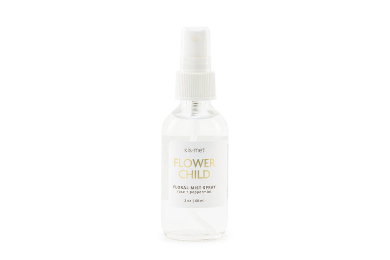 Kismet Essentials Flower Child Floral Mist Spray