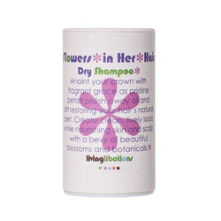 Living Libations Flowers in Her Hair Dry Shampoo