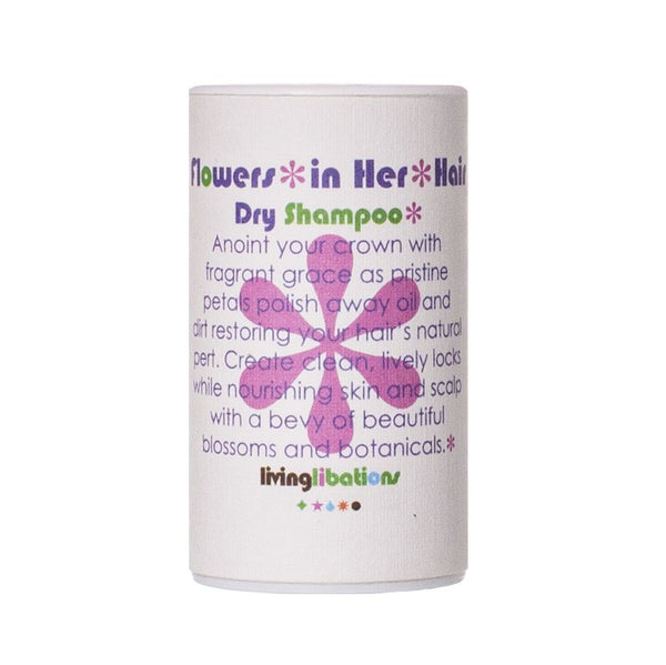 Living Libations Flowers in Her Hair Dry Shampoo - Anise Modern Apothecary
