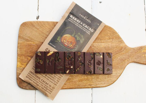 Chocosol Traders Limited Edition! Kakai + Cacao - Anise Modern Apothecary
