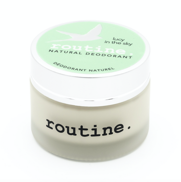 Routine. Natural Goods - Deodorant Cream - Lucy in the Sky
