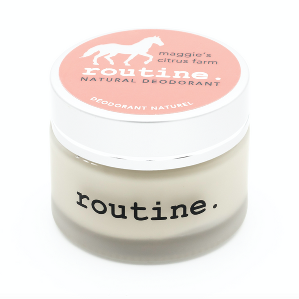 Routine. Natural Goods Maggie's Citrus Farm - Anise Modern Apothecary