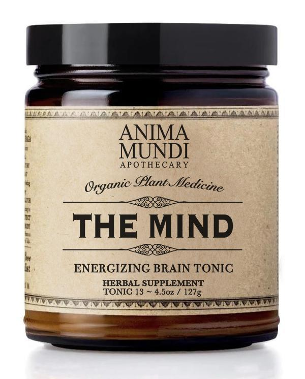 Anima Mundi Herbals The Mind : Adaptogenic Brain Tonic - Anise Modern Apothecary